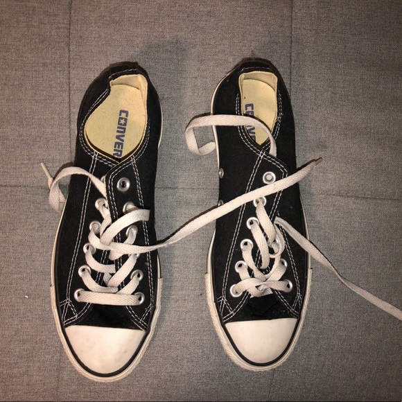 Converse Chuck Taylor low all star black sneaker